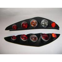 Φανάρια Fiat Punto 99-03 Black