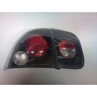 Πίσω φανάρια  Civic 96-00 4D μαύρα  Της εταιρείας SONAR