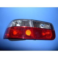 Civic 96-00 2D red/clear