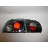 Civic 92-95 3D μαύρα