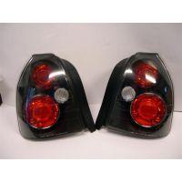 Πίσω φανάρια  Civic 96-00 3D μαύρα-κύκλους  Της εταιρείας SONAR
