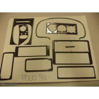 Επένδυση ταμπλό Look Carbon Polo 96-99
