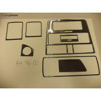 Επένδυση ταμπλό Look Carbon A4 96-00