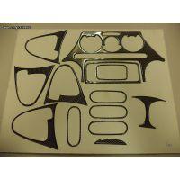 Επένδυση ταμπλό Look Carbon YARIS 98-04