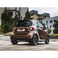 Smart Fortwo 0.9 (66kW) 88hp