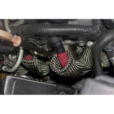 Protective covers for spark plugs, spark plug boots and cables