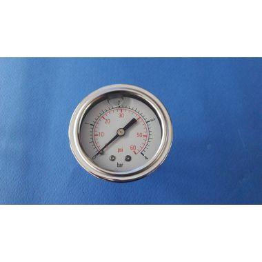 Όργανο πίεσης με γλυκερίνη μεγάλο