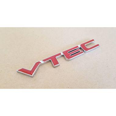 VTEC Αυτοκόλλητο